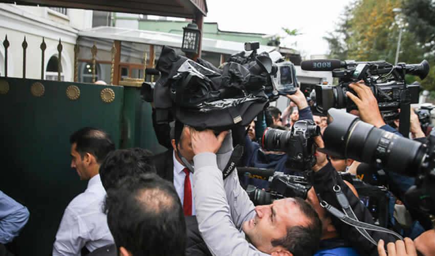 Ülkemizde gazetecilerin çalışma ilişkilerindeki temel sorunları. Gazetecinin Hakları.