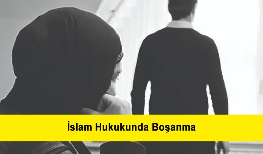 İslam Hukukunda Boşanma