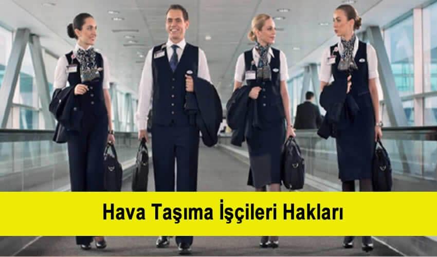 Hava Taşıma İşçileri Hakları
