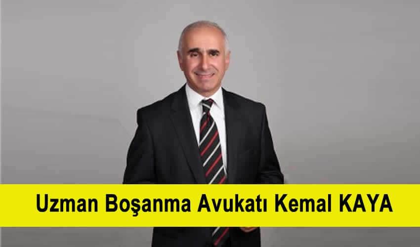 Uzman Boşanma Avukatı Kemal KAYA