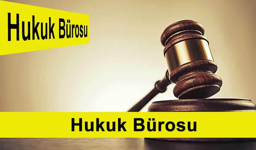 İstanbul hukuk bürosu
