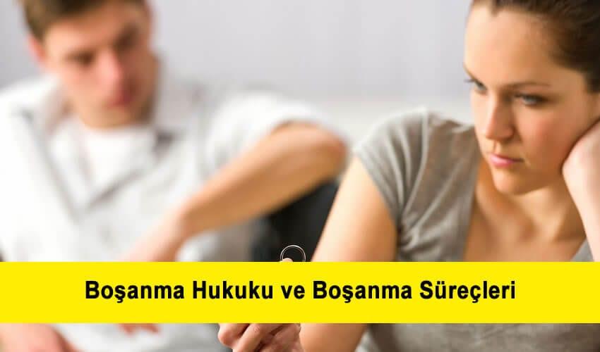 Türk medeni kanununda boşanma hukuku