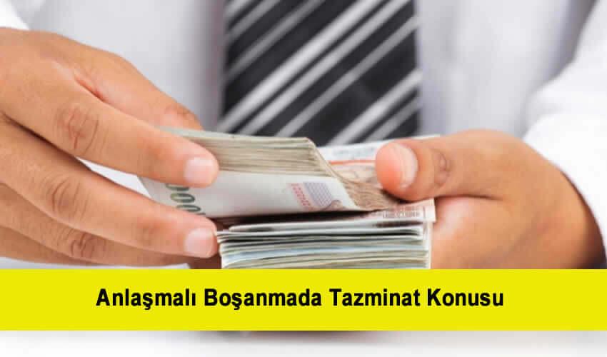 Anlaşmalı Boşanmada Tazminat Konusu